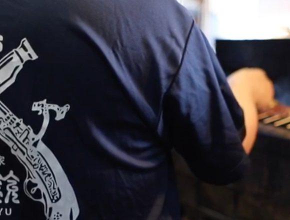 火縄銃様サンプル映像